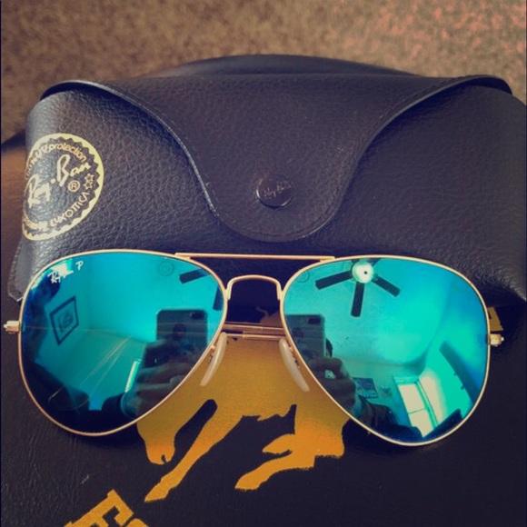 Ray-Ban Accessories - RayBan Polarized Aviator sunglasses